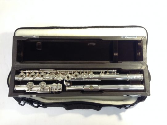 Miyazawa 202re Secondhand Flute-c9187