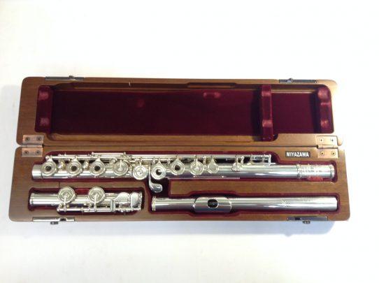 Miyazawa Type I Secondhand Flute-c9178