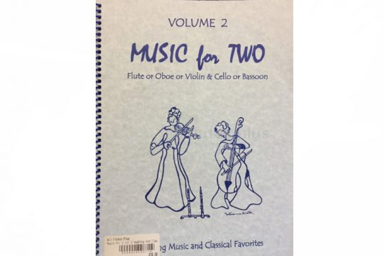 Music For Two Volume 2-Wedding Music and Classical Favourites-Last Resort