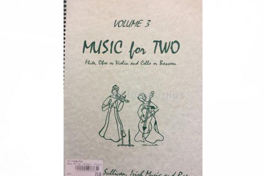 Music For Two Volume 3-Gilbert and Sullivan, Irish Music and Rags-Last Resort