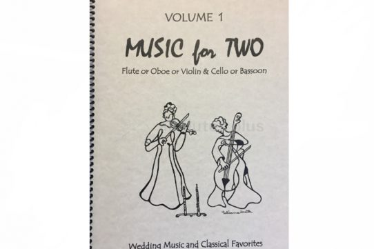 Music For Two Volume One-Wedding Music and Classical Favourites-Last Resort