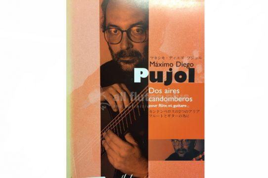 Pujol Dos Aires Candomberos-Flute and Guitar-Lemoine