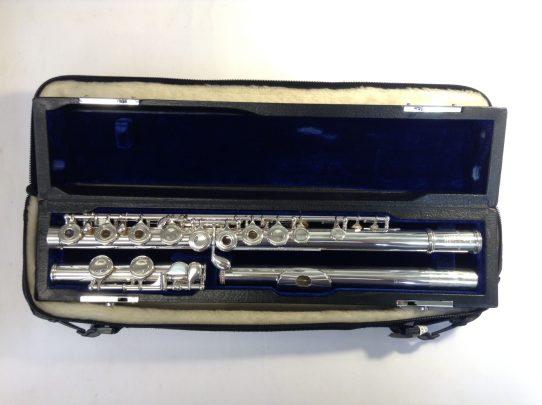 Sankyo Artist Secondhand Flute-c9171