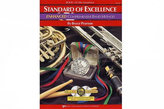 Standard of Excellence Enhanced Comprehensive Band Method-Pearson