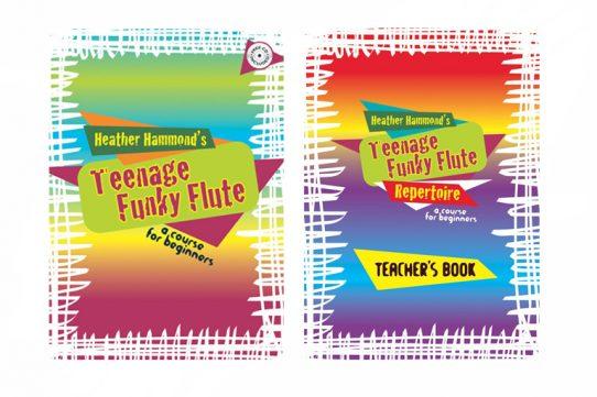 Teenage Funky Flute by Heather Hammond-Kevin Mayhew