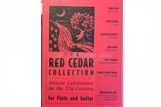 The Red Cedar Collection-Artistic Celebration for the 21st Century-Flute and Guitar
