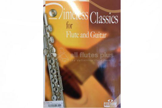 Timeless Classics-Flute and Guitar-Fentone