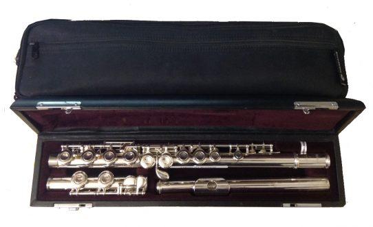 Yamaha YFL 311 Secondhand Flute-c8259