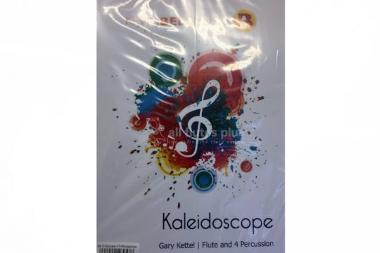 Kettel Kaleidoscope-Flute and 4 Percussion
