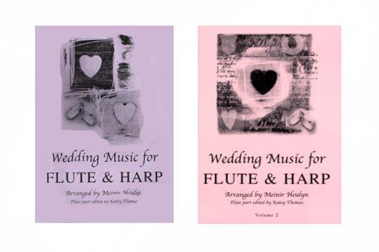 Serenades-Flute and Harp-Arr by Meinir Heulyn