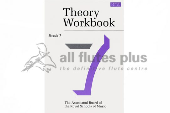 ABRSM Theory Workbook Grade 7