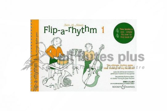Flip a Rhythm 1/2-Rhythm Games-Boosey and Hawkes