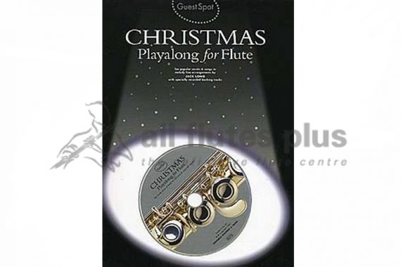 Guest Spot Chistmas Playalong for Flute-Guestspot