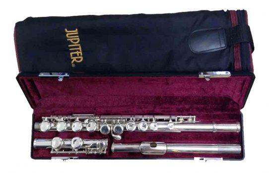 Jupiter 511E-II Secondhand Flute-c8304