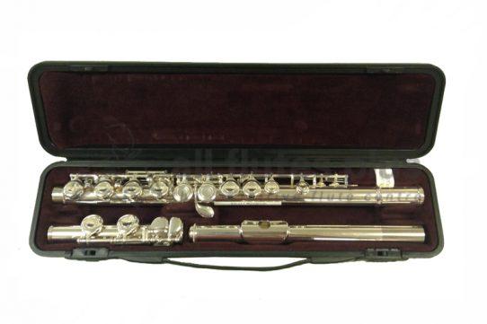 Yamaha YFL211 Secondhand Flute-c8298