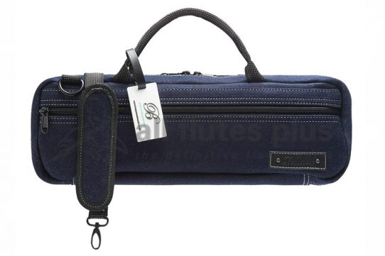 Beaumont Music Denim C-foot Flute Bag