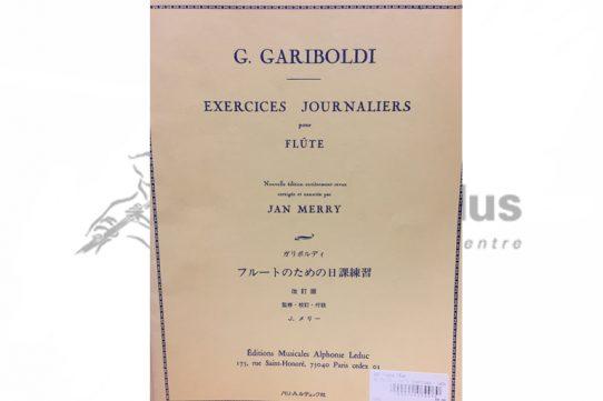 Gariboldi Daily Exercises for Flute-Leduc
