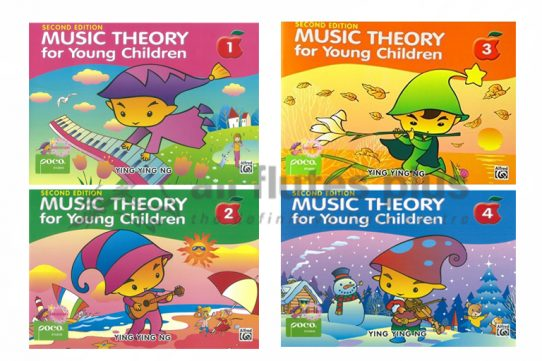 Music Theory For Young Children-Ying Ying Ng-Alfred