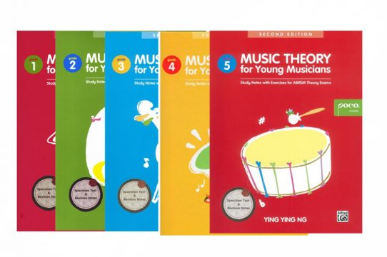 Music Theory For Young Musicians-Ying Ying Ng-Alfred