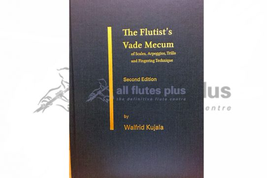 The Flutist's Vade Mecum Second Edition-Walfrid Kujala-Progress Press