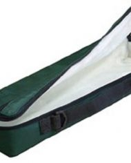 Trevor James Flute Case Cover-GREEN