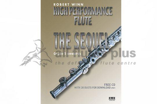 High Performance Flute The Sequel-Robert Winn