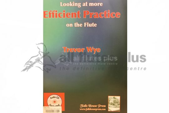 Looking at more efficient practice on the flute-Trevor Wye-Falls House Press