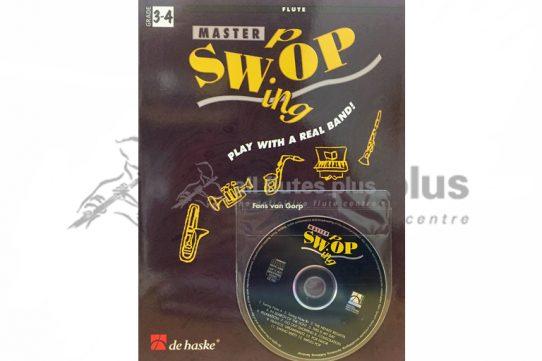 Master Swop Flute-Flute and CD-De Haske