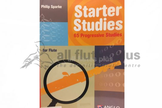 Starter Studies for Flute-Philip Sparke-Anglo Music