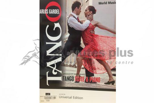 Tango Flute and Piano-Carlos Gardel-Universal Edition
