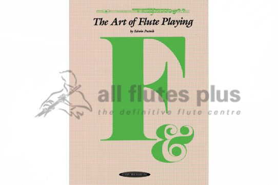The Art of Flute Playing-Edwin Putnik-Alfred Music