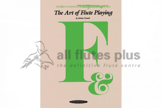 The Art of Flute Playing-Edwin Putnik-Alfred Music