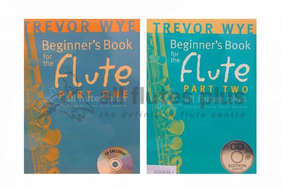 Trevor Wye Beginner's Book for the Flute-Novello