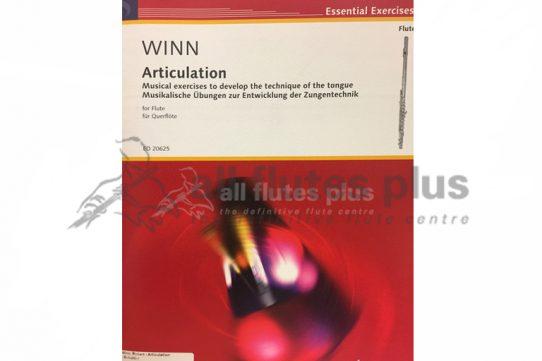 Winn Articulation for Flute-Schott