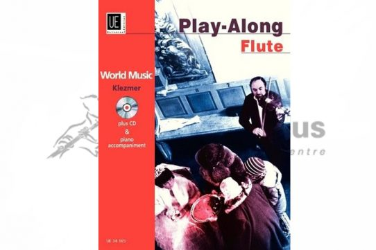 World Music Klezmer-Flute and Piano with CD-Universal Edition