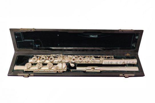 Altus 1807 AL Secondhand Flute-c8978