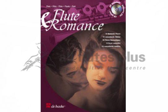 Flute and Romance-Flute and CD-De Haske