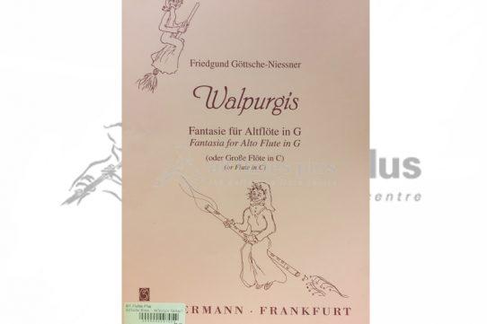 Gottsche-Niessner Walpurgis Fantasia-Alto Flute in G-Zimmermann