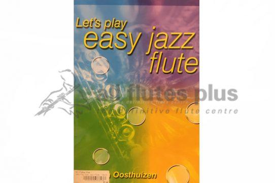 Let's Play Easy Jazz Flute-Amanda Oosthuizen-Kevin Mayhew