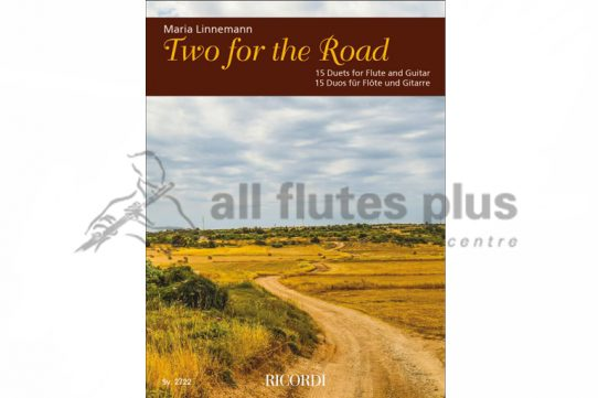 Linnemann Two For The Road-Flute and Guitar-Ricordi