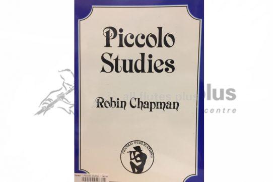 Piccolo Studies-Robin Chapman-Piccolo Publications