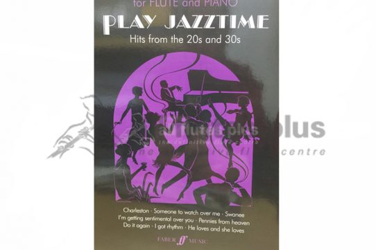 Play Jazztime-Flute and Piano-Faber Music