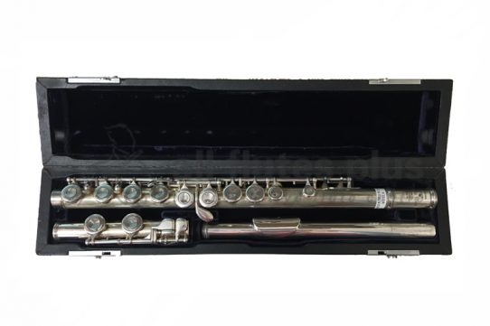 Sankyo Etude Secondhand Flute with Silver Headjoint-c8336