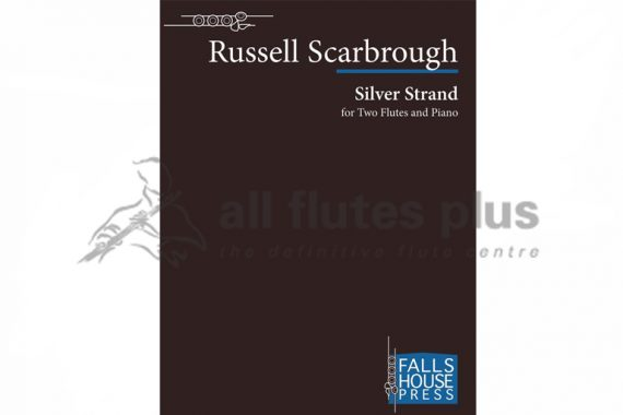 Scarborough Silver Strand-2 Flutes and Piano-Falls House Press