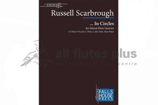 Scarbrough In Circles-Mixed Flute Quartet-Falls House Press
