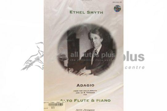 Smyth Adagio-Arranged for Alto Flute and Piano