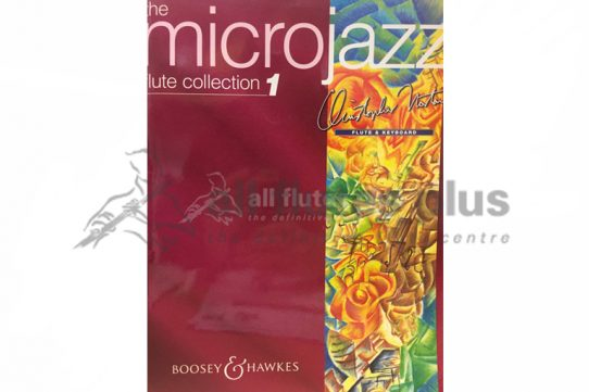 The Microjazz Flute Collection 1-Flute and Piano-Boosey and Hawkes