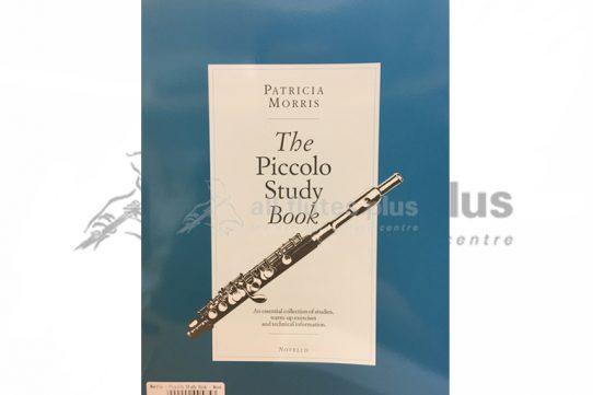 The Piccolo Study Book-Patricia Morris-Novello