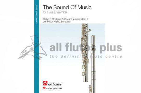 The Sound of Music Flute Ensemble-De Haske