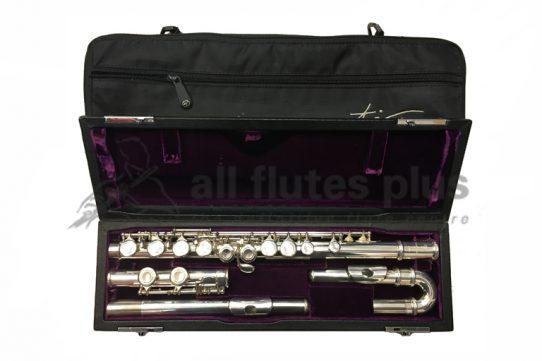 Trevor James 10XCDE Secondhand Flute-c8952